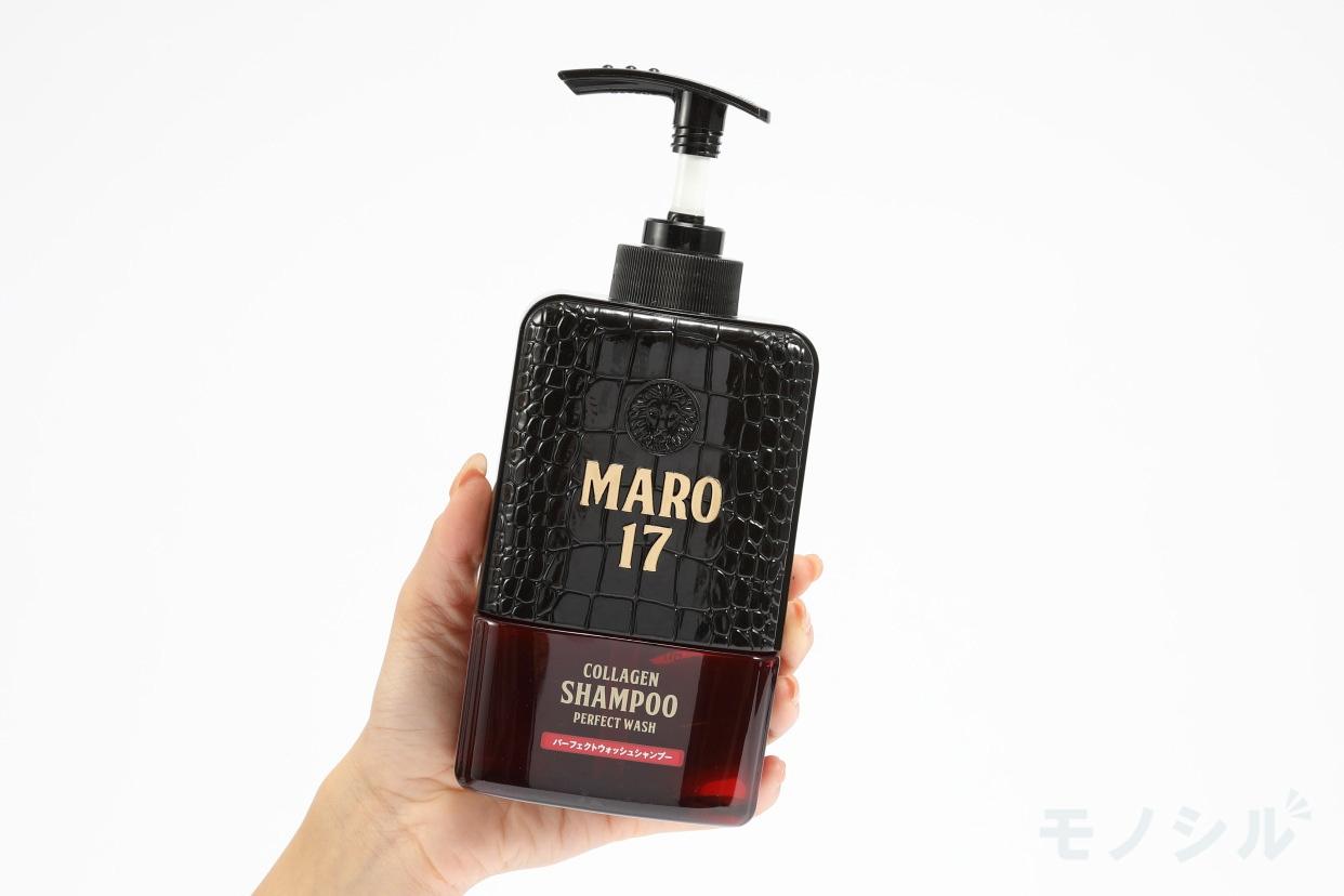 MARO17(マーロ17)スカルプ コラーゲン シャンプー パーフェクトウォッシュの商品画像