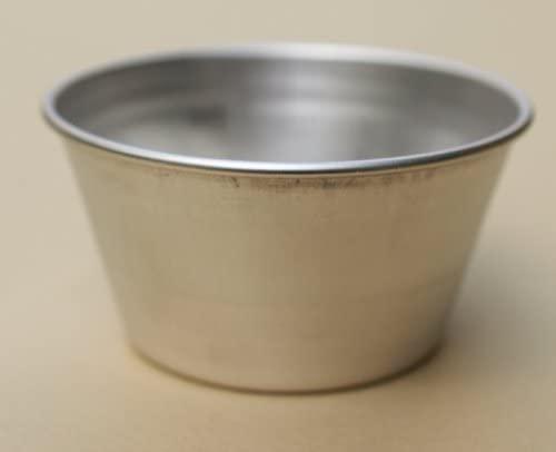馬嶋屋(マジマヤ)アルミプリンカップ No.6 120cc FK-PM-006の商品画像3