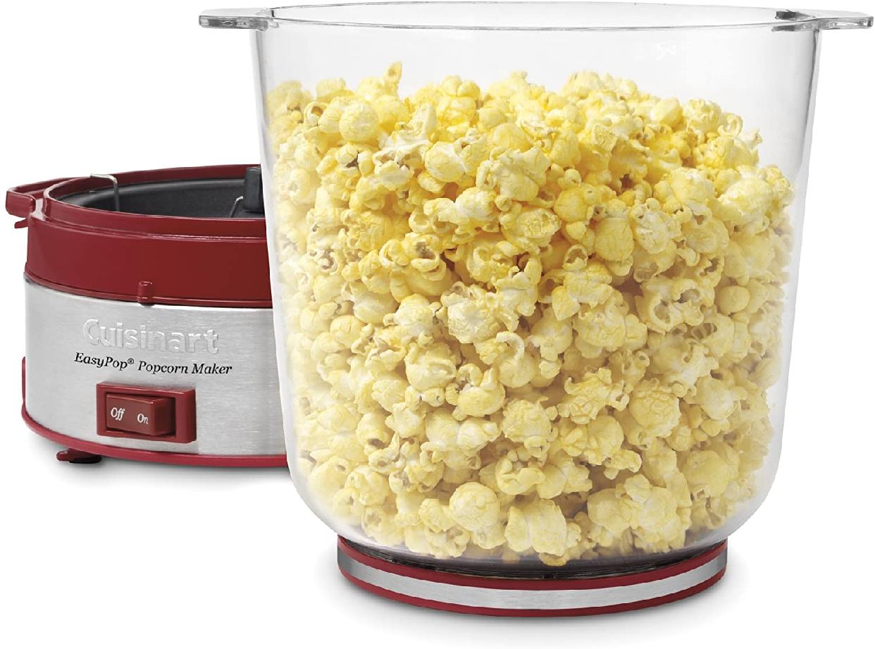 Cuisinart(クイジナート) イージーポップ ポップコーンメーカー CPM-700 レッドの商品画像3