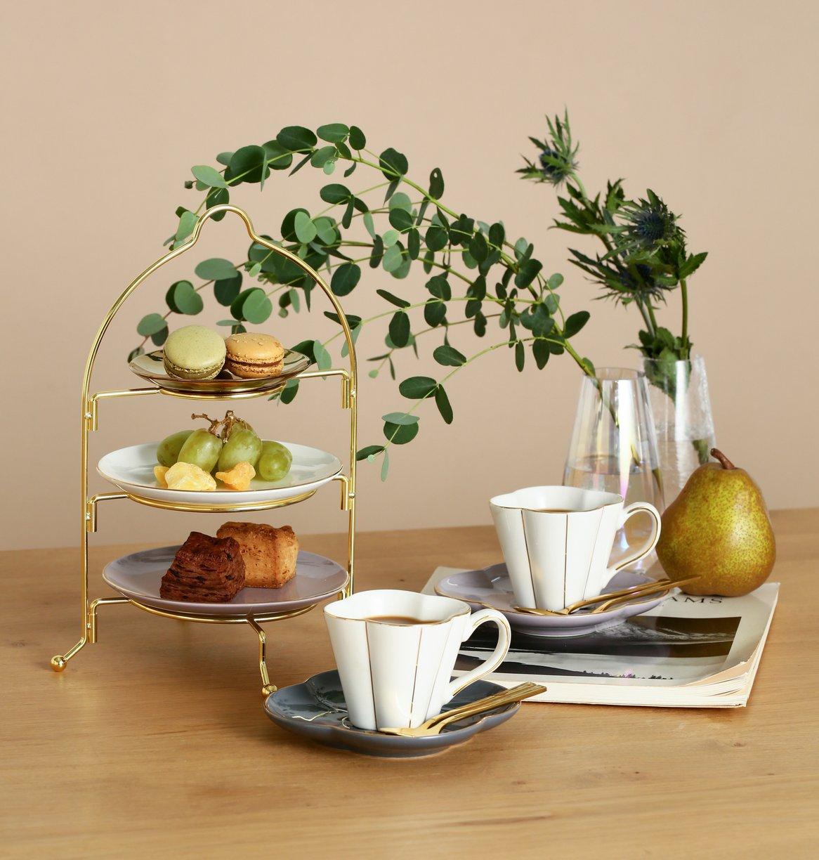 Francfranc(フランフラン) おうちカフェセット 2 personsの商品画像5