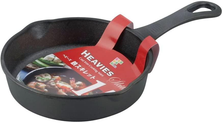 和平フレイズ(FREIZ) ヘビーズ 鉄スキレット15cm HR-7965の商品画像6