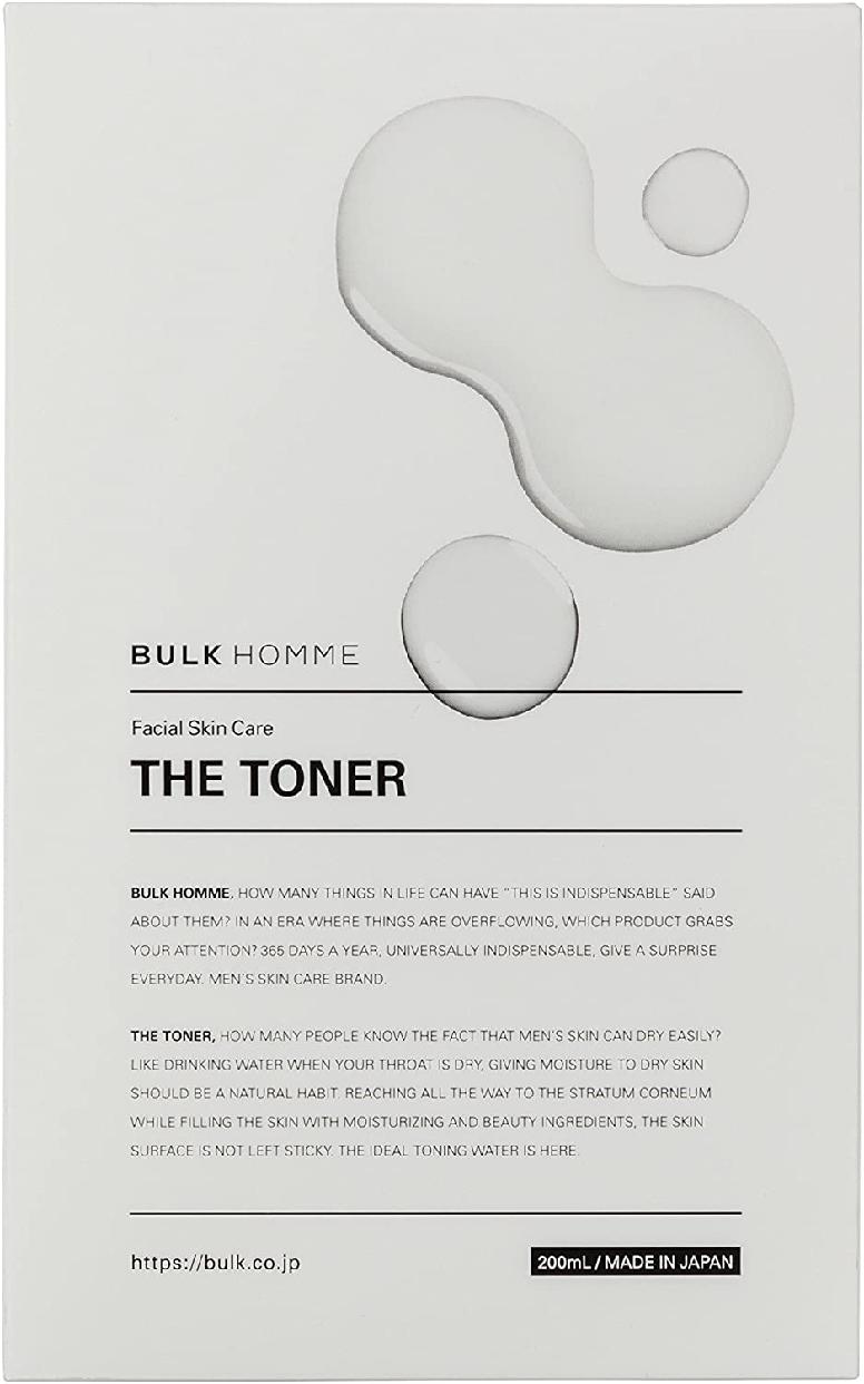 BULK HOMME(バルクオム)THE TONERの商品画像2
