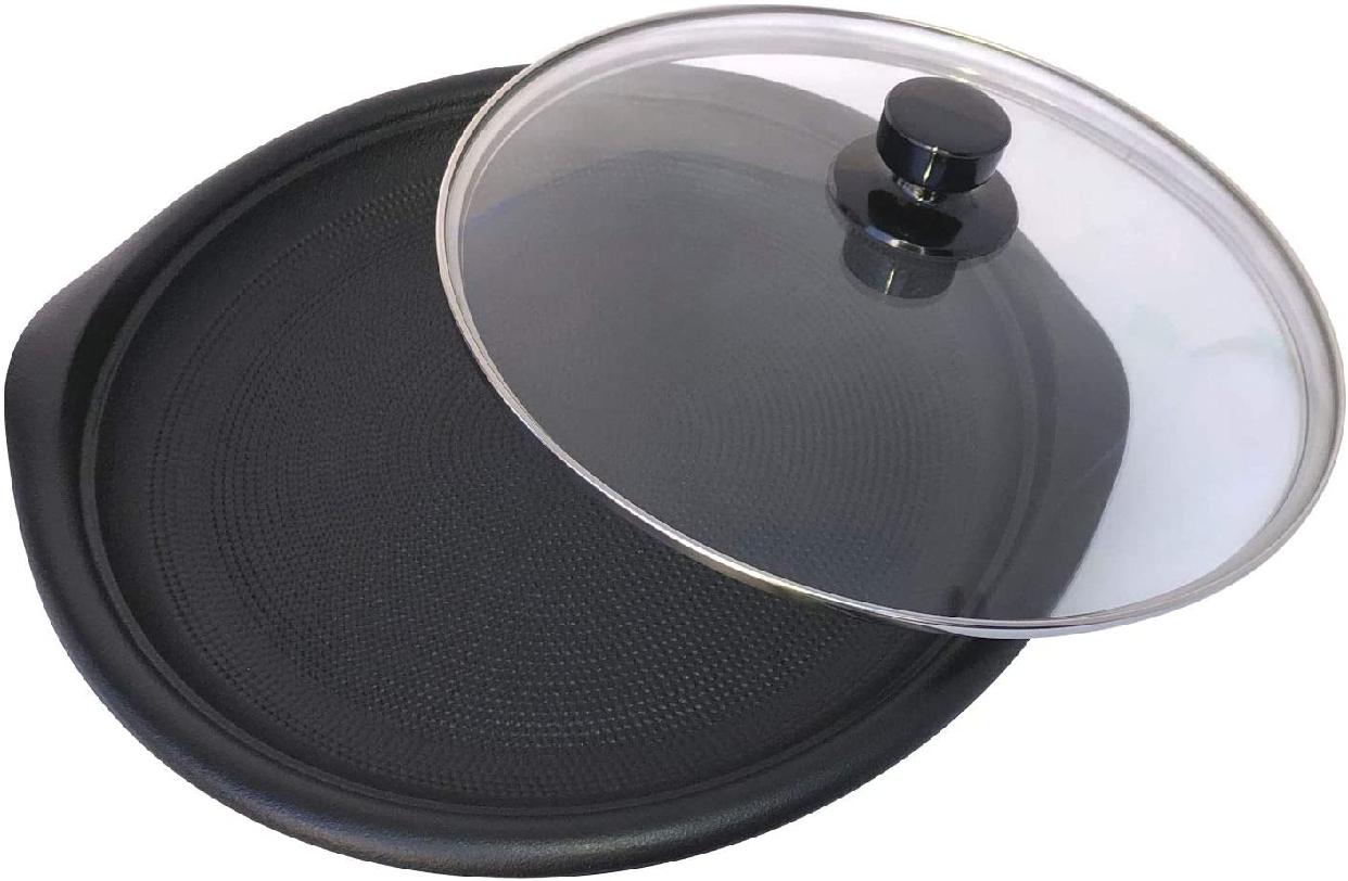 南部鉄器(ナンブテッキ) 達人の餃子鉄鍋 C−10 31cmの商品画像2