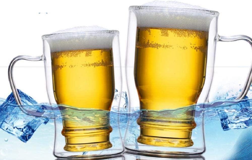 morningplace(モーニングプレイス) ビール ジョッキ  (350ml&550ml 2個セット)の商品画像7