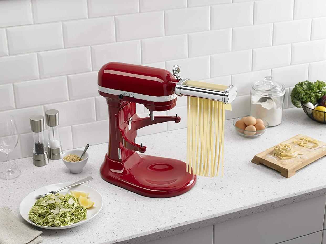 KitchenAid(キッチンエイド) パスタローラー&カッターセット KSMPRAの商品画像5