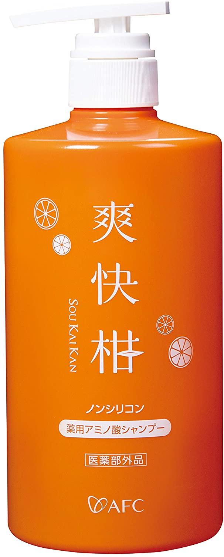 爽快柑(Sou Kai Kan) 薬用アミノ酸シャンプー