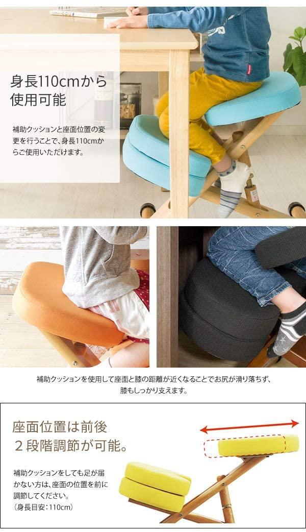 MIYATAKE(ミヤタケ) プロポーションチェアキッズ CH-889CKの商品画像7