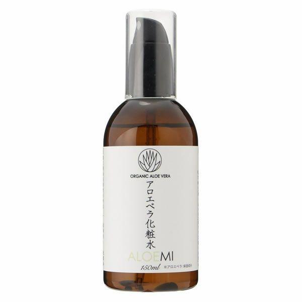 アロエミ ALOEMI アロエベラ化粧水の商品画像