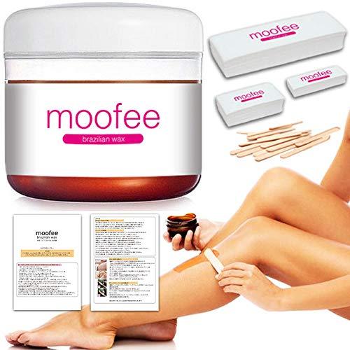ブラジリアンワックスおすすめ商品:moofee(ムーフィー) ブラジリアンワックス スターターキット