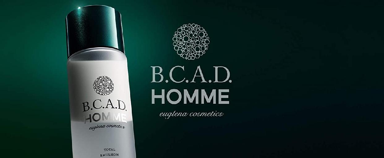 B.C.A.D.(ビーエーシーディー) HOMMEトータルエマルジョンの商品画像4
