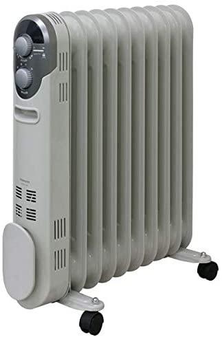 山善(YAMAZEN) オイルヒーター DO-TL125の商品画像