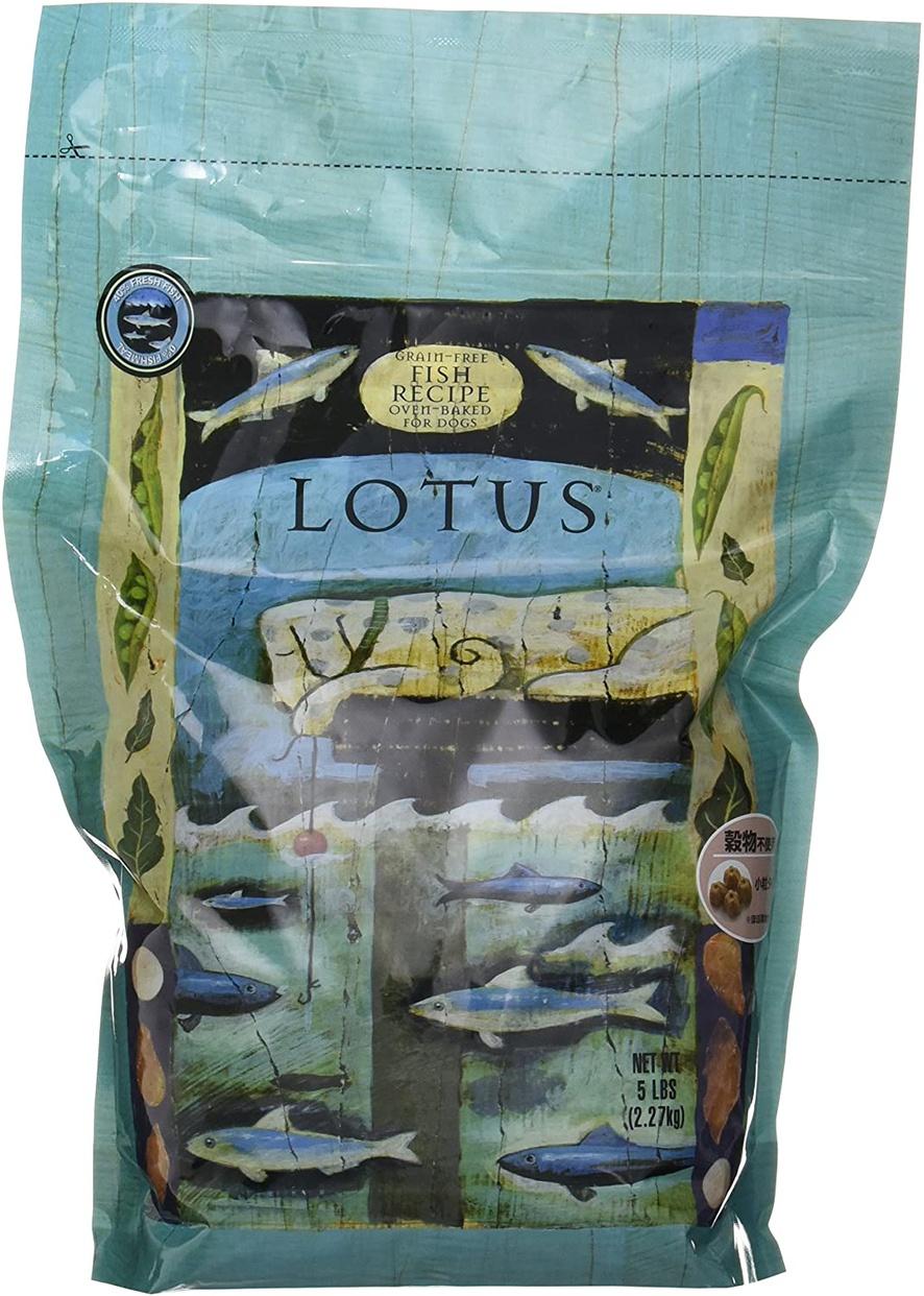 LOTUS(ロータス) グレインフリー フィッシュレシピ 小粒の商品画像