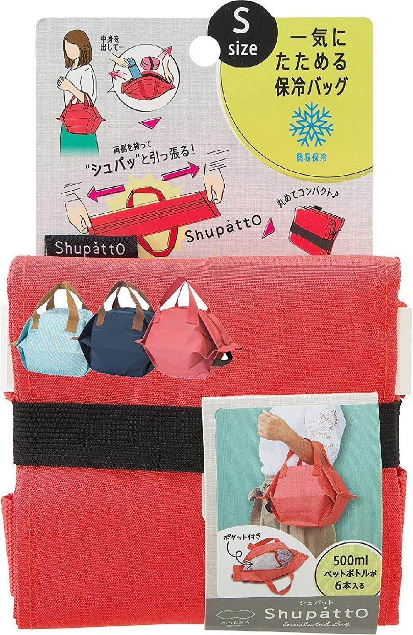 Shupatto(シュパット)保冷バッグ S ストライプ S444の商品画像6