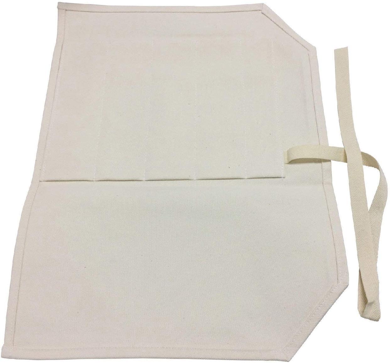 藤次郎(TOJIRO) 特製 帆布ナイフポケット F-359 ホワイトの商品画像3