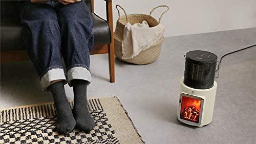 PRISMATE(プリズメイト) 人感センサー付 暖炉ヒーター PR-WA010の商品画像5