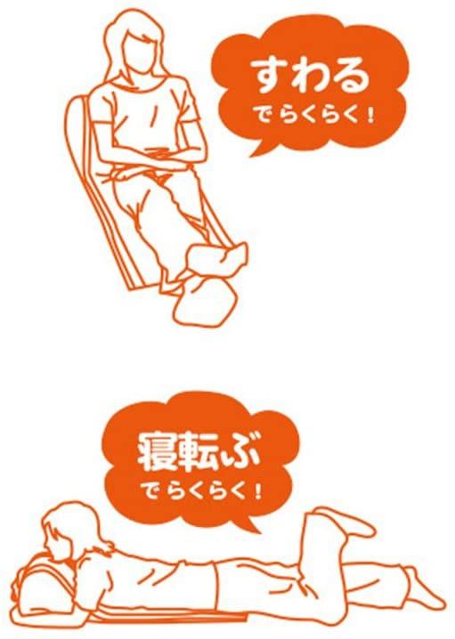萩原(ハギハラ) い草 ポコポコTV枕 南風の商品画像4