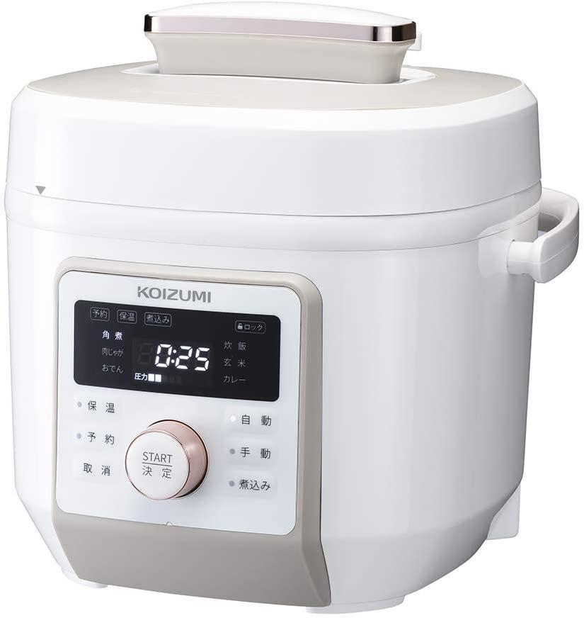 KOIZUMI(コイズミ)マイコン電気圧力鍋 KSC-4501の商品画像2