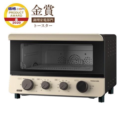 TESCOM(テスコム) 低温コンベクションオーブン TSF601の商品画像