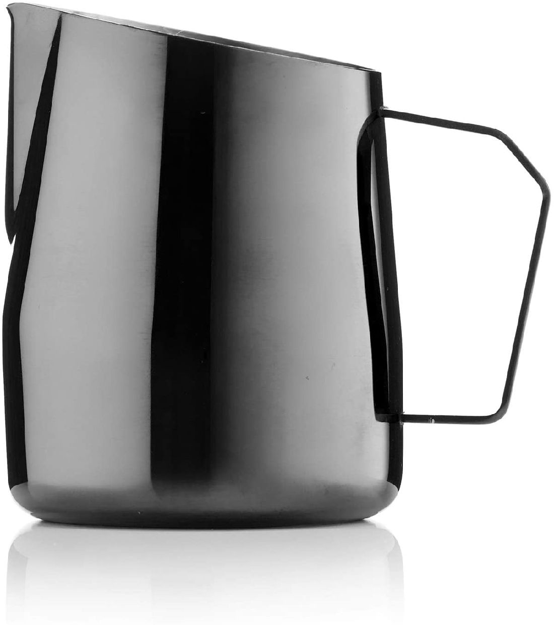 Barista&Co(バリスタアンドコー)Dial In Milk Pitcher 420ml Blackの商品画像