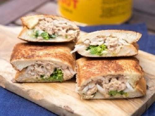 Baw Loo(バウルー) サンドイッチトースター・ダブル XBW02の商品画像3