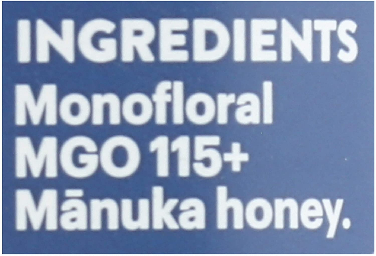 Manuka Health(マヌカヘルス) MGO 115+ Manuka Honeyの商品画像9