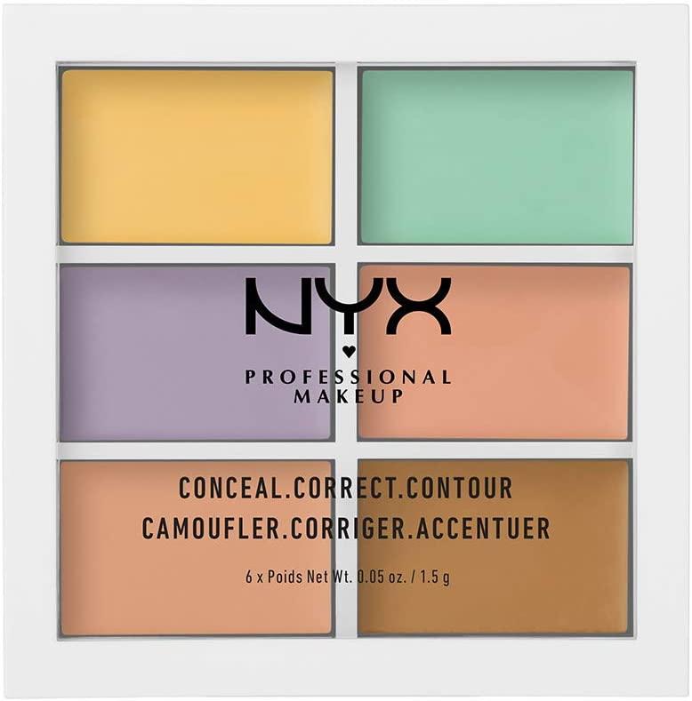 NYX(ニックス) コンシール コレクト コントゥアー パレットの商品画像