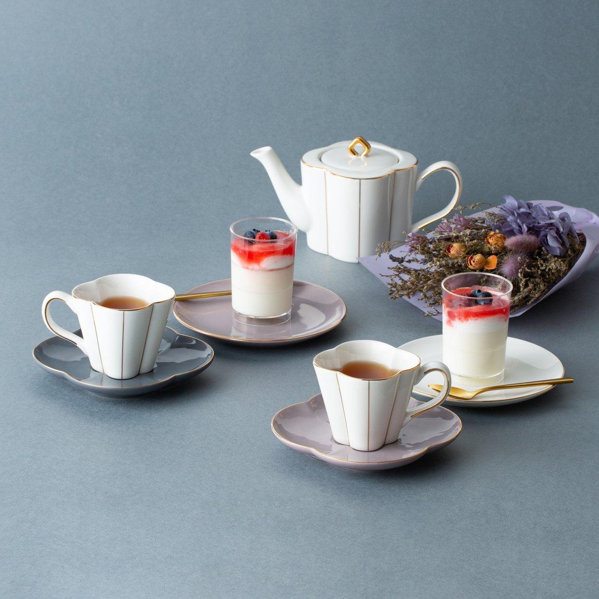 Francfranc(フランフラン) おうちカフェセット 2 personsの商品画像6