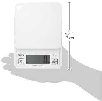TANITA(タニタ) デジタルクッキングスケール KD-187の商品画像8