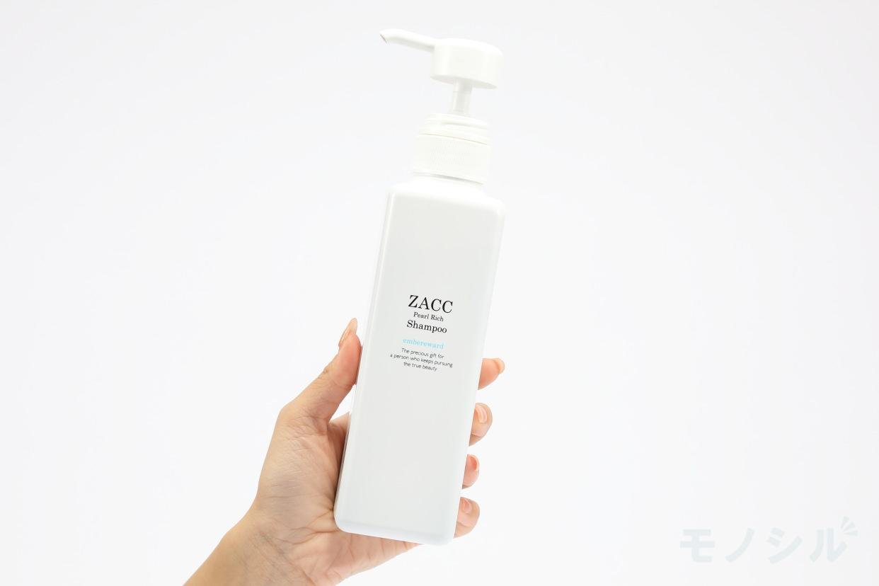 ZACC(ザック) パールリッチ シャンプーの手持ちの商品画像