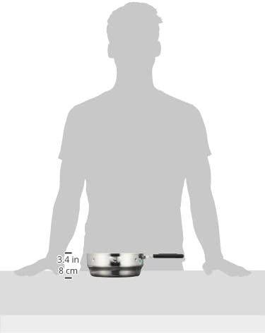kakusee(カクセー) 揚げてお仕舞い天ぷら鍋 シルバーの商品画像9