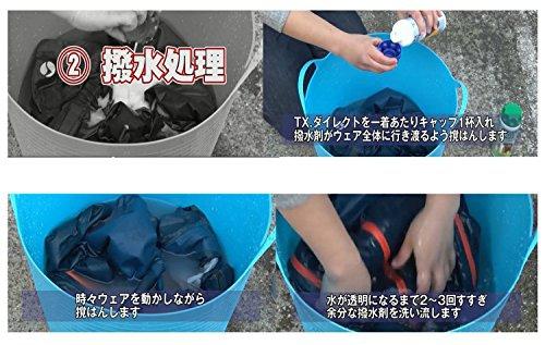 NIKWAX(ニクワックス) ツインパック 洗剤+撥水剤の商品画像5