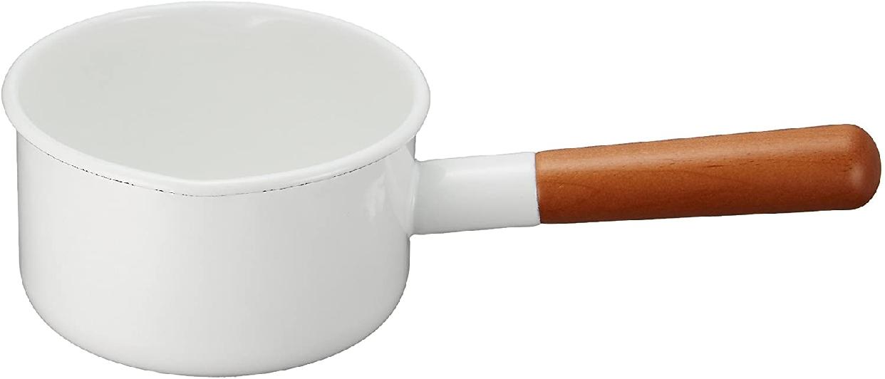 POCHKA(ポーチカ)ミルクパン 12cm PO-12M ホワイトの商品画像