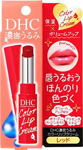 DHC(ディーエイチシー)濃密うるみ カラーリップクリーム