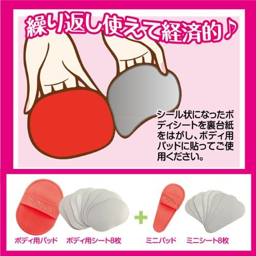 ERA Japan(いーあるえーじゃぱん)くるりんパッドの商品画像3