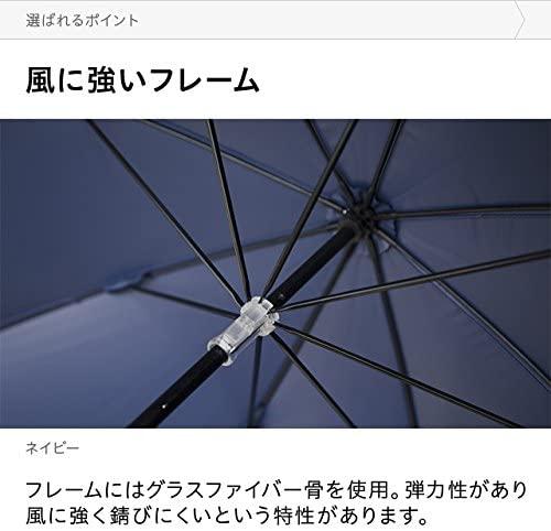 MODERN DECO(モダンデコ) 晴雨兼用 UVカット日傘 エッジラインタイプの商品画像7