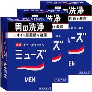 MUSE(ミューズメン) ボディ用 石鹸