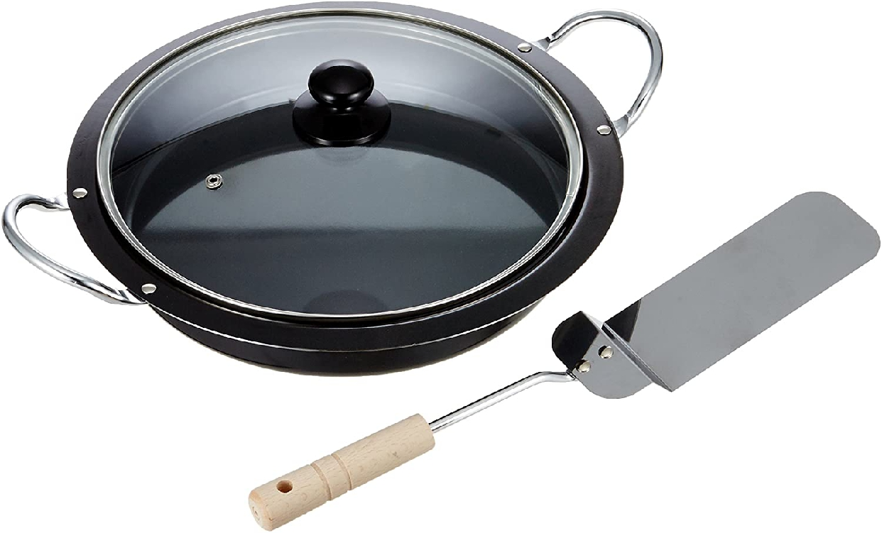 中央産業(チュウオウサンギョウ) 餃子鍋セット GY-30の商品画像2