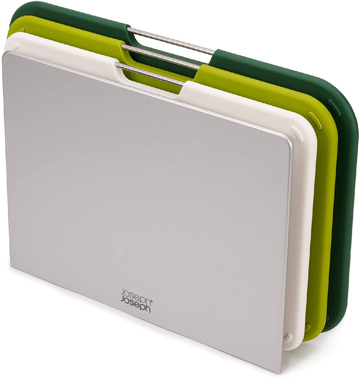 Joseph Joseph(ジョセフジョセフ) ネストボード まな板セット グリーンの商品画像