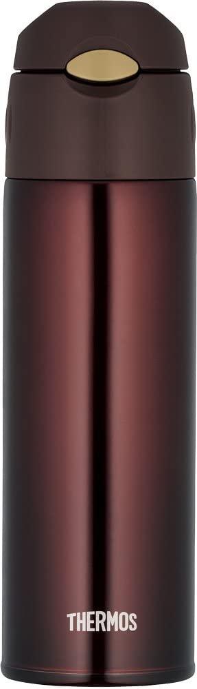 THERMOS(サーモス) 真空断熱ストローボトル FHL-550 ブラウン(BW)の商品画像