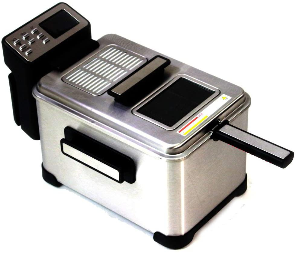 SIS(エスアイエス) 電気フライヤー 1300wの商品画像