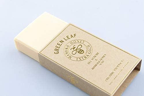 GREEN LEAF(グリーンリーフ) マヌカハニー&ビーヴェノム石鹸の商品画像