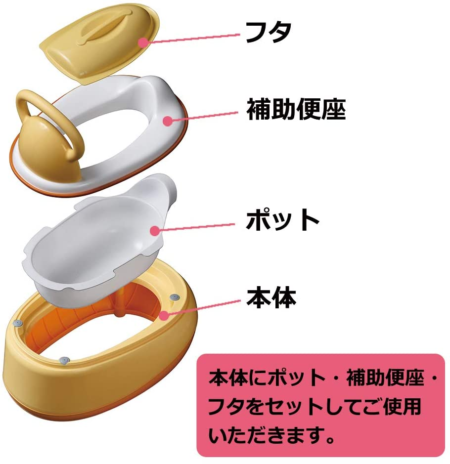 永和(EIWA) 3WAYおまるの商品画像6