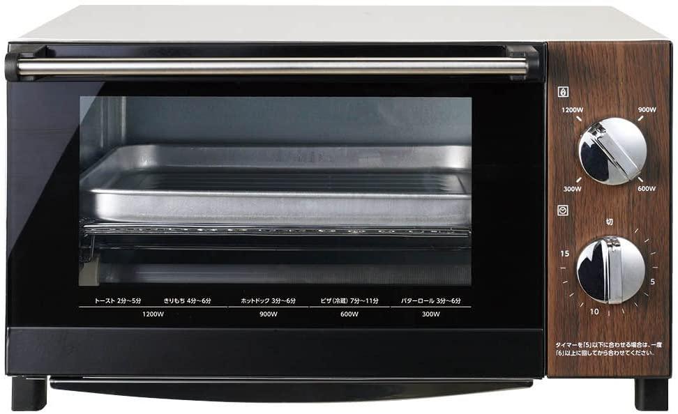 PIERA(ピエリア) ビッグオーブントースター DOT-1402の商品画像