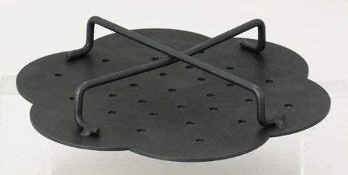 megumi fujii(メグミフジイ)ベーコンプレス兼用蒸し台 ブラックの商品画像3