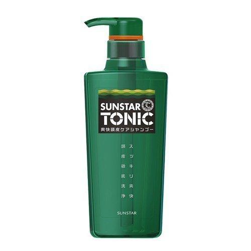 SUNSTAR TONIC(サンスタートニック) 爽快頭皮ケアシャンプーの商品画像