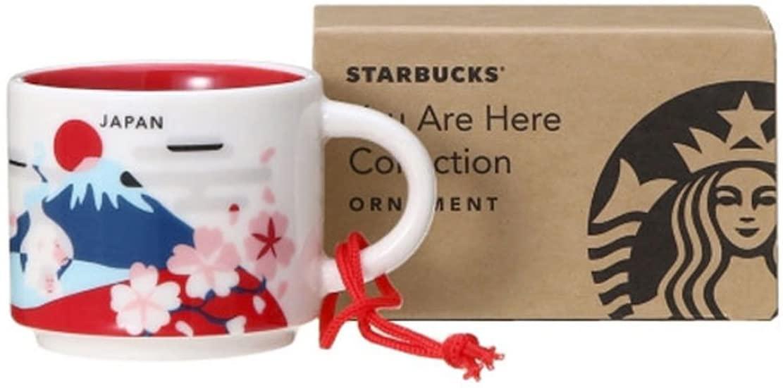 Starbucks(スターバックス)2017 デミタスカップ You Are Here Collection JAPAN