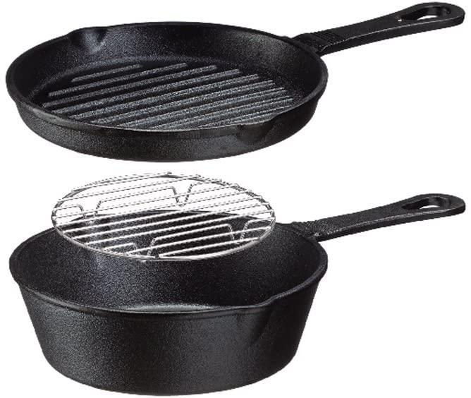 イシガキ産業 スキレット オーブン 3969の商品画像3