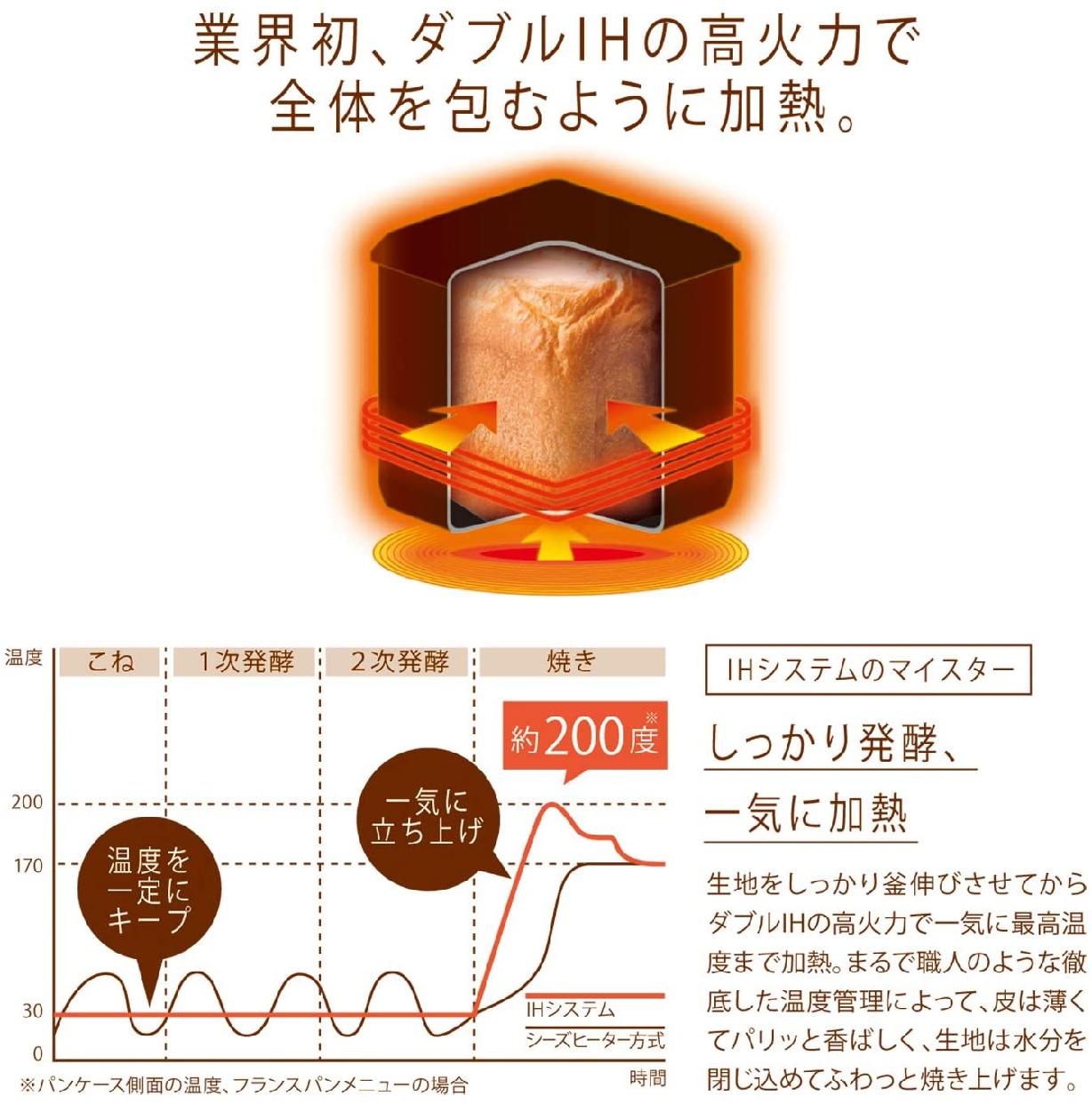 タイガー魔法瓶(たいがーまほうびん)ホームベーカリー KBY-A100の商品画像4