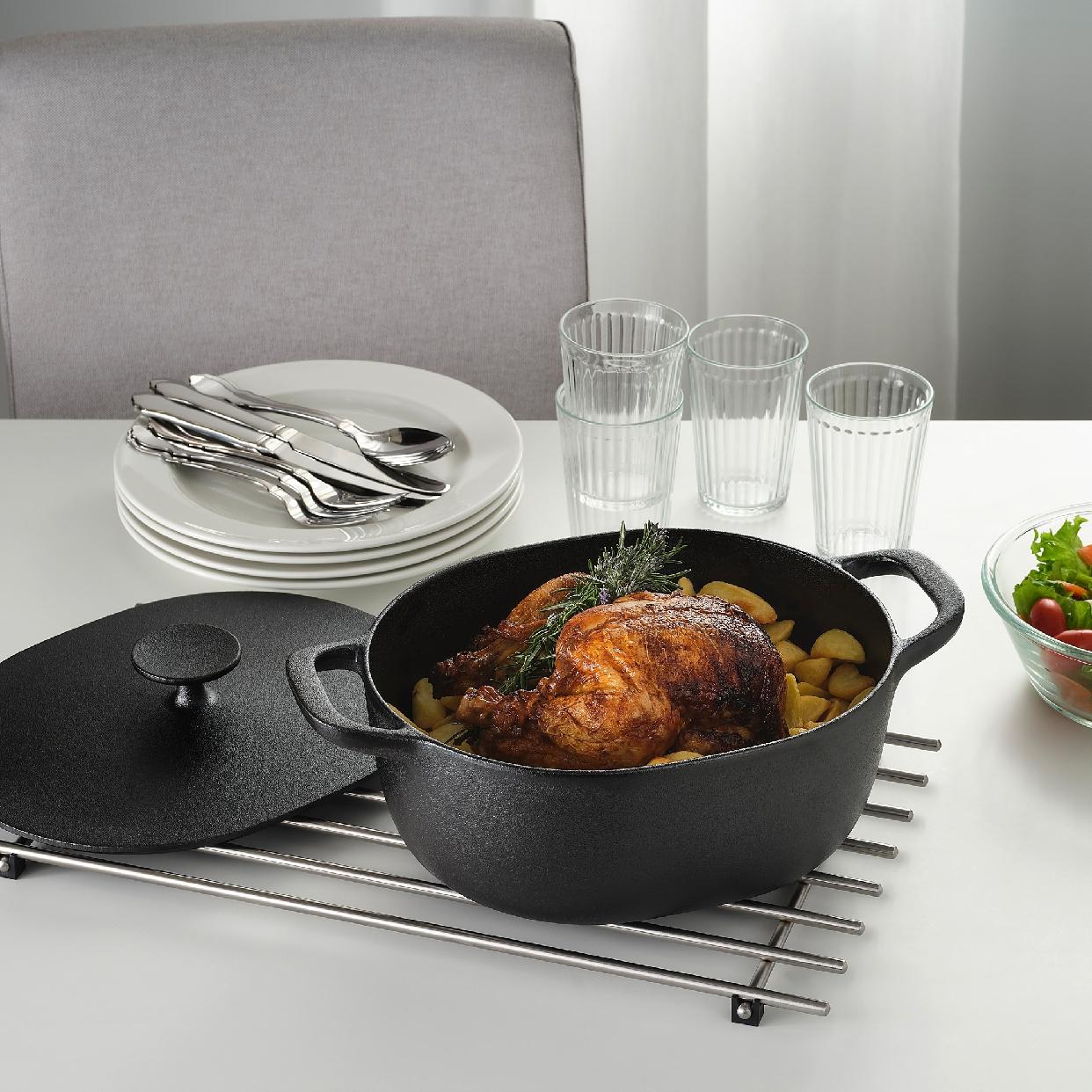 IKEA(イケア) ヴァルダーゲン キャセロール鍋の商品画像3