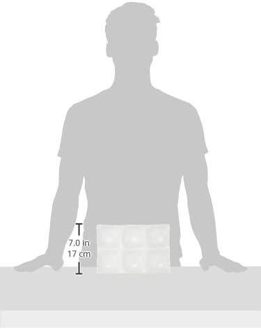kowake(コワケ) 6つ仕切り皿 3枚セット 白磁の商品画像5
